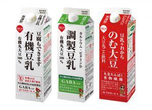 スジャータ豆乳・大豆飲料